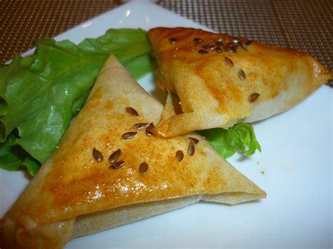 feuilles de brick bresse bleu pommes poires noix de cajou la salsa des fourchettes