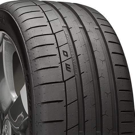 2 New 2454517 Continental Extreme Contact Sport 45r R17