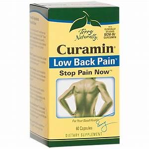 EuroPharma/Terry Naturally – Curamin Low Back Pain   Good ...
