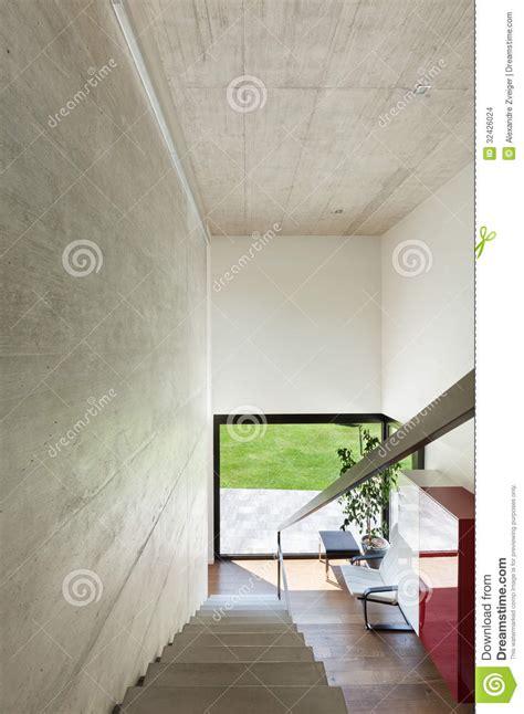 villa moderne int 233 rieur escaliers images stock image 32426024