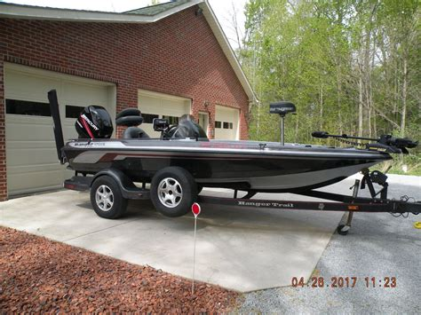 Bass Boats For Sale Under 10k by 2005 Ranger 175vs Bass Boat Used Ranger 175vs For Sale