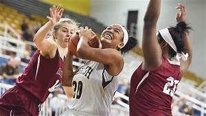 Lehigh plays Lafayette Women's Basketball. Lehigh wins 69 ...