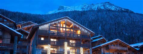 sainte foy luxury catered ski chalets