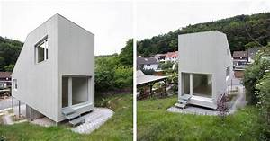 Tiny House In Deutschland : a tiny house with a folding roof by chris heininge ~ Markanthonyermac.com Haus und Dekorationen