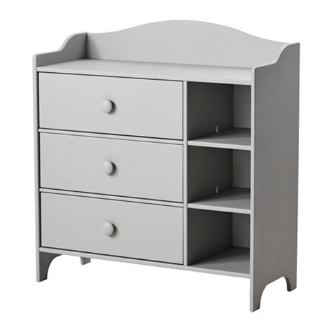 ikea nyvoll dresser grey trogen chest of drawers light grey 100x108 cm ikea