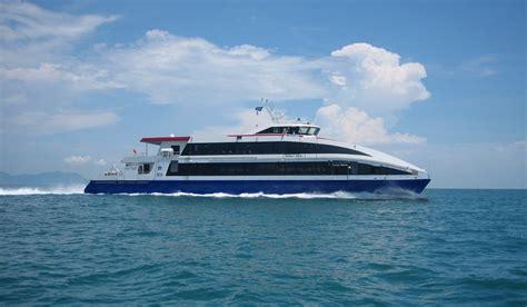 Catamaran Ferry Safety damen fast ferry 4212