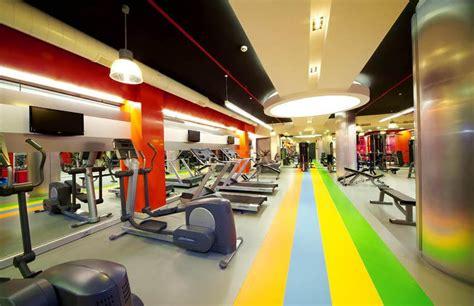 Gym Interior : 20 Ultra Modern Sleek Gym Design Collection To Get Inspired