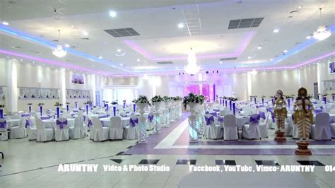 salle elysee mariage decoration