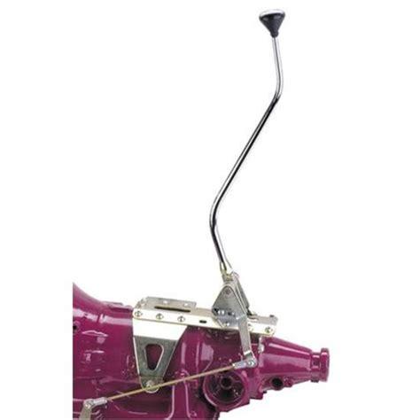 lokar ats6350an gm th350 nostalgia shifter w free boot free shipping speedway motors