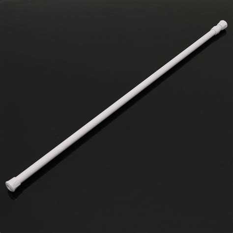60 110cm extendable adjustable tension curtain rod pole telescopic pole shower curtain