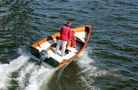 Public Boat Launch In Ocean City Md by Wooden Boatbuilder Releases Center Console Kit Option