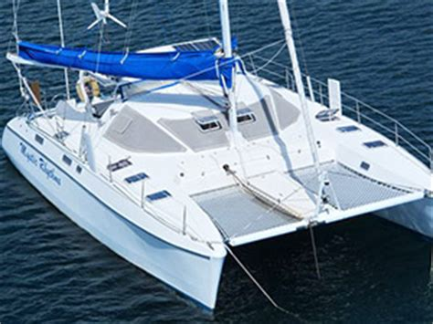 Catamaran 40ft Engine by Sailboats For Sale Philippines Cruising Yachts Catamaran