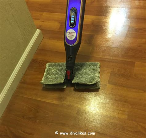 steam sanitize floors with shark genius steam pocket mop