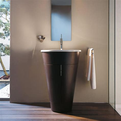 Sinks With Vanity Units by Duravit Starck Floorstanding 560mm Vanity Unit And 580mm