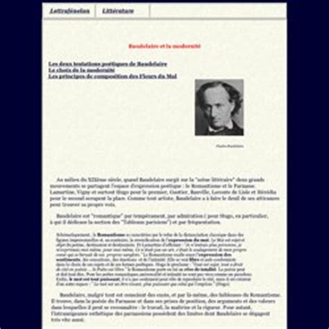 baudelaire 19 232 me pearltrees