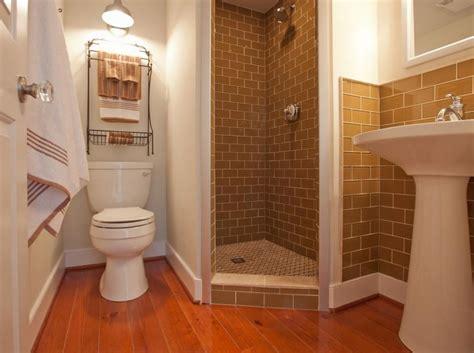 Corner Bathroom Shower Stalls