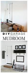 Möbel Vorher Nachher : diy simple garage mudroom m bel bauen vorher nachher und organisation ~ Markanthonyermac.com Haus und Dekorationen