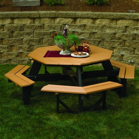 Berlin Gardens Furniture Prices berlin gardens octagon picnic table bars benches
