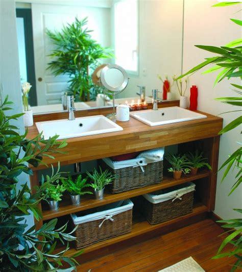 cr 233 er salle de bain exotique salle de bain zen salle de bain bois exotique