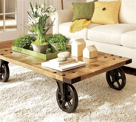 19 Cool Coffee Table Decor Ideas
