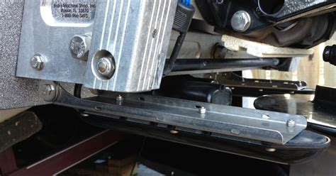 Bass Boat Jack Plate by Lss1 Lss2 Mounting Bob S Jack Plate On Ranger The Hull