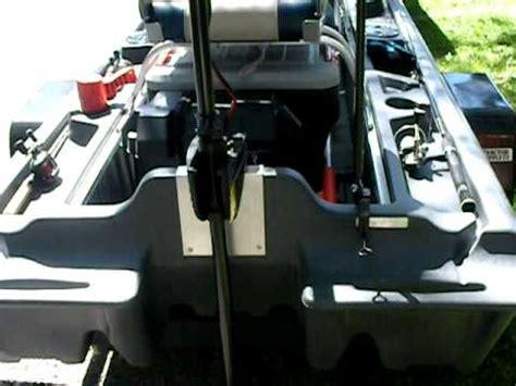Bass Hunter Boat Modifications by Bass Hunter Boat Youtube