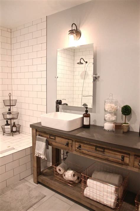 bathroom remodel restoration hardware hack mercantile