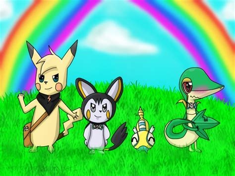 pmd gates to infinity team pokeheroes by piplupisnumber1 on deviantart