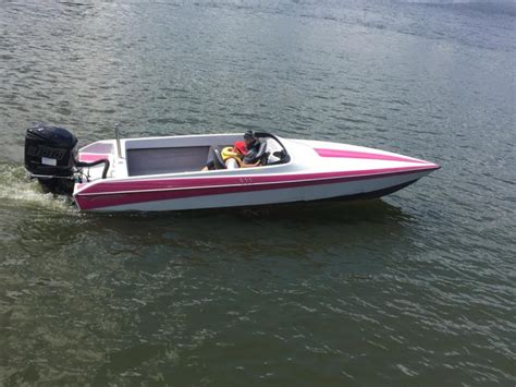 Force Ski Boats For Sale by Force F21x Race Outboard Force Boats