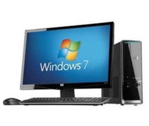 ordinateur de bureau hp pavillion neuf pas cher ordinateurs la menitre