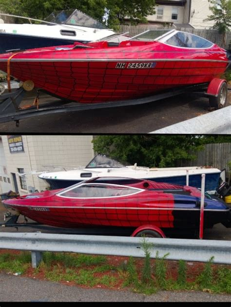 Spider Man Speed Boat by Cosgeek Vehicle Spider Man Speedboat