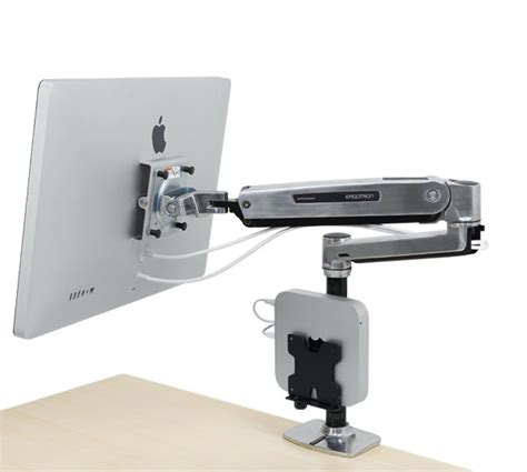 ergotron lx hd sit stand wall mount lcd arm an in depth review