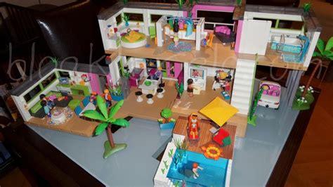 5574 maison moderne de playmobil