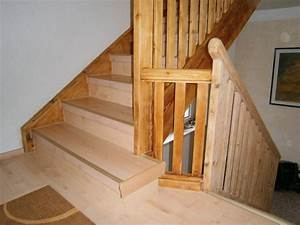 Holz Treppenstufen Erneuern : treppengel nder aus holz streichen abschleifen oder erneuern ~ Markanthonyermac.com Haus und Dekorationen