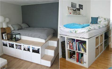 Hochbett Selber Bauen Mit Ikea Möbeln