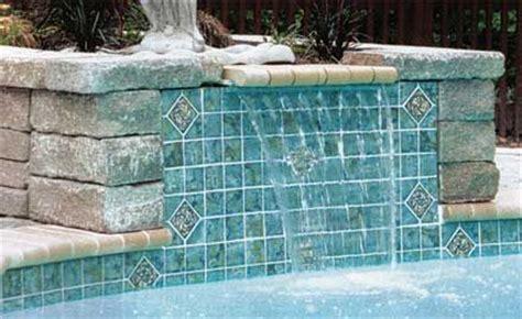 6x6 Aqua Pool Tile by The World S Catalog Of Ideas