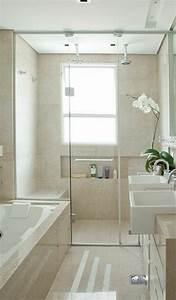 Kleines Bad Dusche : kleines bad einrichten nehmen sie die herausforderung an ~ Markanthonyermac.com Haus und Dekorationen