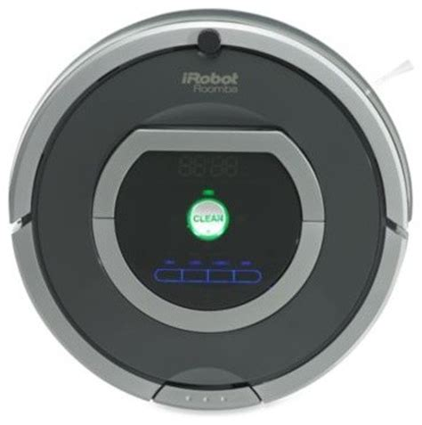irobot roomba 780 vacuum robot contemporary vacuum cleaners by bed bath beyond