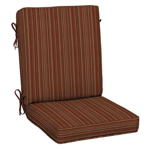 furniture highback outdoor dining chair cushions outdoor chair cushions patio chair cushions