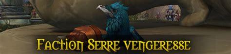 Serre Vengeresse by Montures Et Mascottes Falcosaures Le Guide Complet