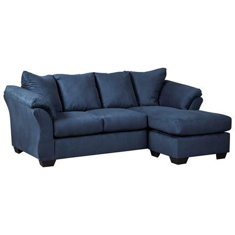 Ashley (signature Design) Darcy  Blue Contemporary Sofa