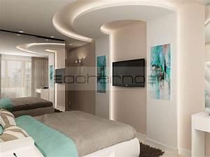 Ideen Schlafzimmer Farbe : acherno wohnideen schlafzimmer ~ Markanthonyermac.com Haus und Dekorationen