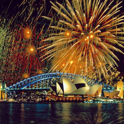 Best Spots To Enjoy The Sydney New Year's Eve Fireworks