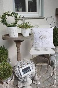 Gartenhaus Shabby Chic : white shabby chic white shabby chic pinterest landhaus deko shabby chic und landh user ~ Markanthonyermac.com Haus und Dekorationen