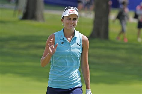 Lexi Thompson Begins 2018 Refreshed, Armed With Unique New