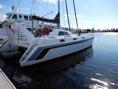 Catamaran Sailing And Design by Simpson Sailing Catamaran Great Design And Excellent Value