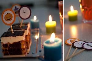 Halloween Deko Tipps : halloween mit coppenrath wiese einladungen kuchen ~ Markanthonyermac.com Haus und Dekorationen