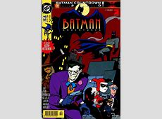 Batman Adventures #22 Issue