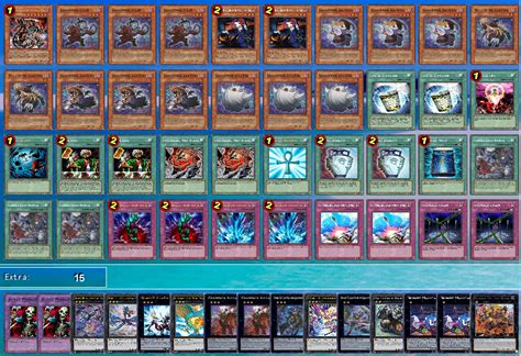 yugioh deck profile bujin june 28 images