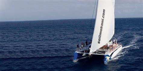 Makani Catamaran Sail Hawaii by Oahu Catamaran Cruise Makani Catamaran Discount Tickets